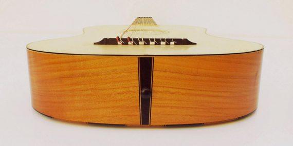 Vihuela de Chambure-Félix Lienhard-luthier-luth-archiluth-théorbe-guitare baroque