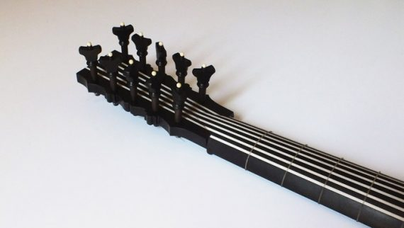 Guitare-baroque-Voboam-1708-Félix Lienhard-luthier-luth-archiluth-théorbe-guitare baroque-